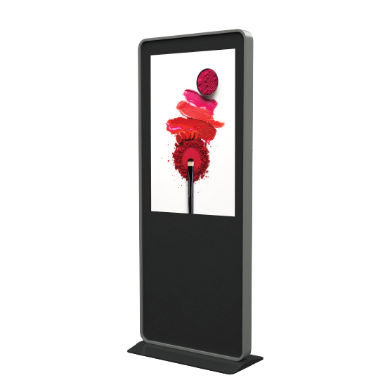 Digital signage Iphone zuil
