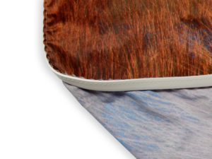 Akoestisch textielframe materiaal