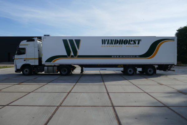 Vrachtwagen Windhorst Transport B.V.