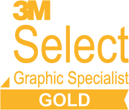 Uitsnede logo 3M Select Gold Specialist