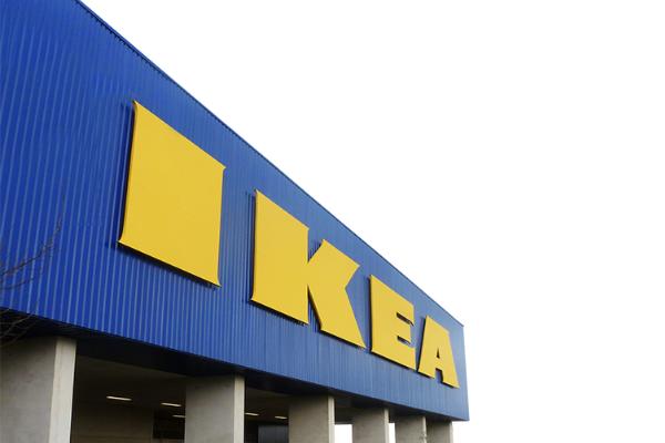 Buitenreclame IKEA